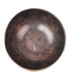 Singhing bowl, cuenco cantarín detalle del producto