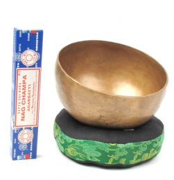 Tibetan Bowls - Singhing bowl, Tibetan bowl 25cm [DSG05] to buy wholesale or detail in the Handicrafts category.