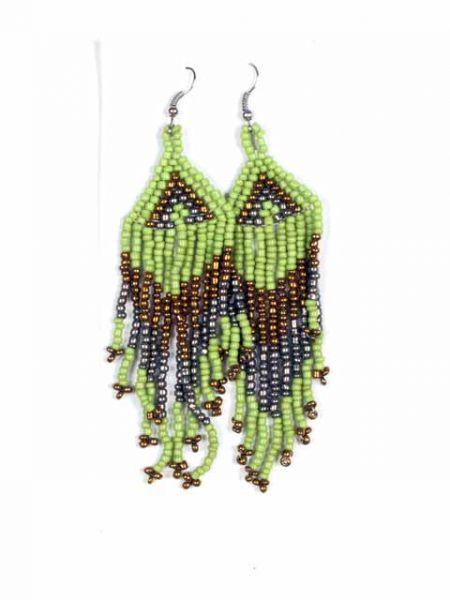 Pendientes hippies largos Beads Comprar - Venta Mayorista y detalle