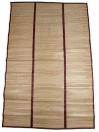 Almohadas y Colchones Kapok Tailandia - Estera grande de rafia fibras ESMO02.