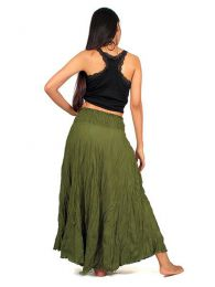 Faldas Hippie Boho Étnicas - Falda 100% algodón FAAL02.