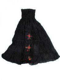Vestido Flada ó falda Mod Negro