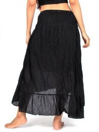 Faldas Hippie Boho Étnicas - Vestido Flada ó falda FAAO02.