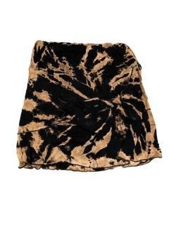 Minifalda hippie Tie Dye cruzada FAJU01 para comprar al por mayor o detalle  en la categoría de .