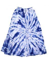 Faldas Hippie Boho Étnicas - Falda hippie de rayón FAJU03 - Modelo M04