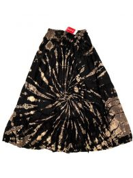 Faldas Hippie Boho Étnicas - Falda hippie de rayón FAJU03 - Modelo M05