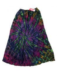 Faldas Hippies y Étnicas - Falda hippie de rayón FAJU03 - Modelo M08