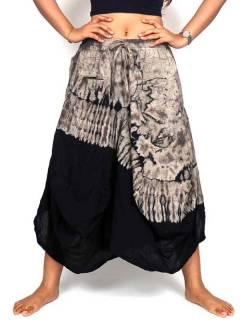 Falda hippie Tie Dye larga FAJU04 para comprar al por mayor o detalle  en la categoría de Outlet Hippie Étnico Alternativo.