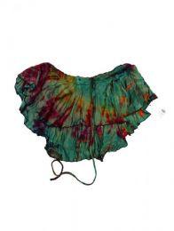 Minialda-pantalón hippie Mod Verde