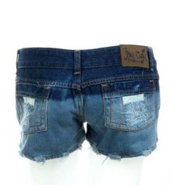Mini Pantalón jeans detalle del producto