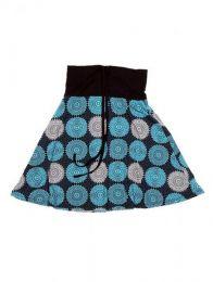 Falda que también puede Mod Azul