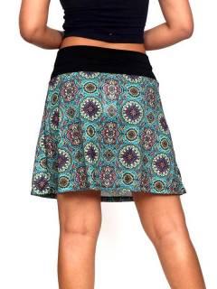 Faldas Hippie Étnicas - Falda Corta que también FASN21.