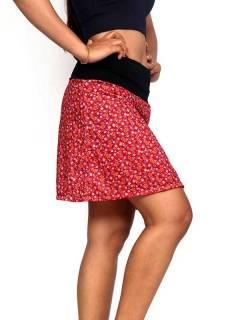 Faldas Hippie Étnicas - Falda Corta que también FASN22.