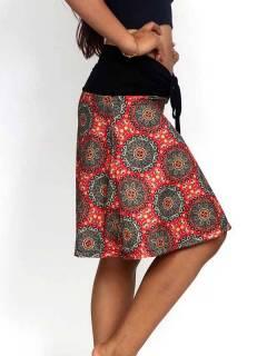 Faldas Hippies y Étnicas - Falda que también puede FASN25.