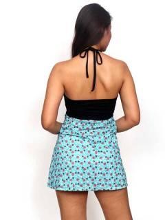 Camisetas y Tops Hippies - Top largo - Mini vestido que FASN27-T.