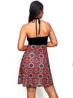 Ethnische Hippie-Kleider - Kleid, das auch FASN29-T.