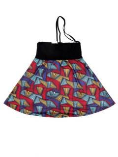 Faldas Hippies y Étnicas - Falda que también puede FASN32 - Modelo 211