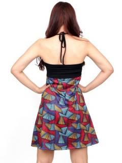 Vestidos Hippie Boho Alternativos - Vestido que también FASN33-V.
