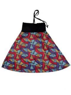 Faldas Hippies y Étnicas - Falda larga que también FASN33 - Modelo 213