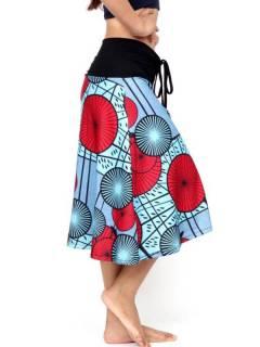 Faldas Hippies y Étnicas - Falda larga que también FASN35.