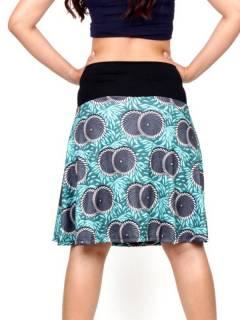 Faldas Hippies y Étnicas - Falda que también puede FASN36.