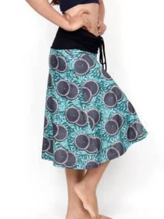 Faldas Hippies y Étnicas - Falda larga que también FASN37.
