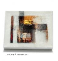 Oil paintings on canvas abstract motifs, wooden frame. to buy wholesale or detail in the Alternative Ethnic Decoration category. Incense and Displays | ZAS Hippie Shop [FRLI1_A].