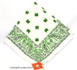 Printed bandana, to buy wholesale or detail in the category of Bohemian Hippie Fashion Accessories | ZAS. [FUBA]