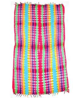 Schals und Sarongs - Mehrzweck-gefärbter Sarong FUBF01 - Modell 2123