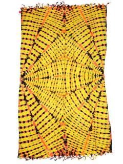 Schals und Sarongs - Mehrzweck-gefärbter Sarong FUBF01 - Modell 217