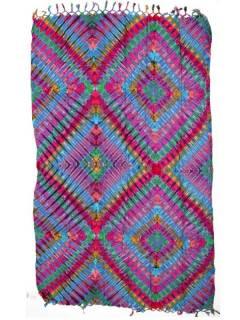 Schals und Sarongs - Mehrzweck-gefärbter Sarong FUBF01 - Modell 2120