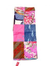 Pareo hippie patchwork estampado.,  para comprar al por mayor o detalle  en la categoría de Accesorios de Moda Hippie Bohemia | ZAS. [FUHC01]