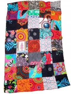 Pareo hippie patchwork estampado. FUHC01 para comprar al por mayor o detalle  en la categoría de Complementos y Accesorios Hippies  Alternativos  | ZAS.
