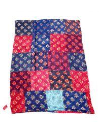 Pañuelos Fulares y Pareos - Pareo hippie patchwork estampado FUHC01.