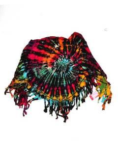 Chal Triangular Multiuso Tie Dye FUJU02 para comprar al por mayor o detalle  en la categoría de Complementos Hippies Alternativos.