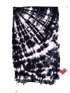 Schals und Pareos - Pareo Beach Kleid Tie Dye Bicolor [FUJU03] zum Kauf Großhandel oder Detail in der Kategorie der alternativen Hippie-Accessoires.