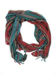 Pañuelo hippie ancho, Mod 1612