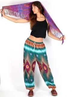 Chal Triangular Multiuso Tie Dye [FUPN01]. Pañuelos Fulares y Pareos para comprar al por mayor o detalle  en la categoría de Complementos y Accesorios Hippies  Alternativos  | ZAS.