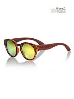 Occhiali da sole in legno GUM TIGER MX GFJA11 per acquistare all'ingrosso o dettaglio nella categoria di accessori di moda hippie bohémien | ZAS.
