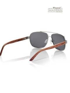 Gafas de Sol de Madera Root - Gafas de sol con patillas GFJA32.