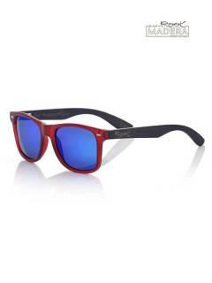 Gafas de sol de Madera SUN RED MIX GFJA37 para comprar al por mayor o detalle  en la categoría de Complementos Hippies Alternativos.