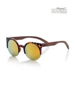 Gafas de Sol de Madera Root - Gafas de sol de Madera CAT CAREY MIX [GFJA40] para comprar al por mayor o detalle  en la categoría de Complementos Hippies Alternativos.
