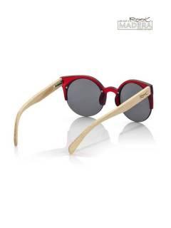 Gafas de Sol de Madera Root - Gafas de sol con patillas GFJA43.