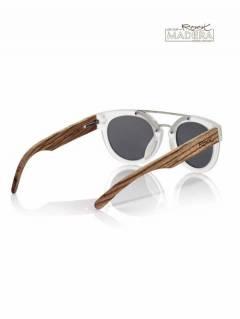 Gafas de Sol de Madera Root - Gafas de sol con patillas GFJA56.