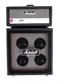 Amplificatore Marshall in miniatura realizzato a mano in legno, altezza GUI7 da acquistare sfusi o dettagliati nella categoria Artigianato.