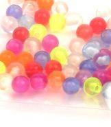 Piercing - Bolas de colores de diferentes tamaños para pins de 1.2mm [PIBOF] para comprar al por mayor o detalle  en la categoría de Piercing Dilatadores Cuerno y Hueso.