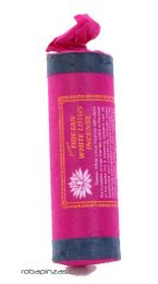 Incienso - Incienso tibetano natural IN11 - Modelo White Lotus