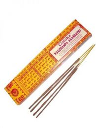 Goloka Nag Champa Agarbatti Incense to buy wholesale or detail in the Alternative Ethnic Decoration category. Incense and Displays | ZAS Hippie Shop [IN7B].