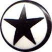 Plugs Madera Cuerno Hueso - Plug cuerno de búfalo estrella inlayed, tallas 14 mm a 22mm precio unidad PIPU1B para comprar al por Mayor o Detalle en la categoría de Piercing Dilatadores Cuerno y Hueso