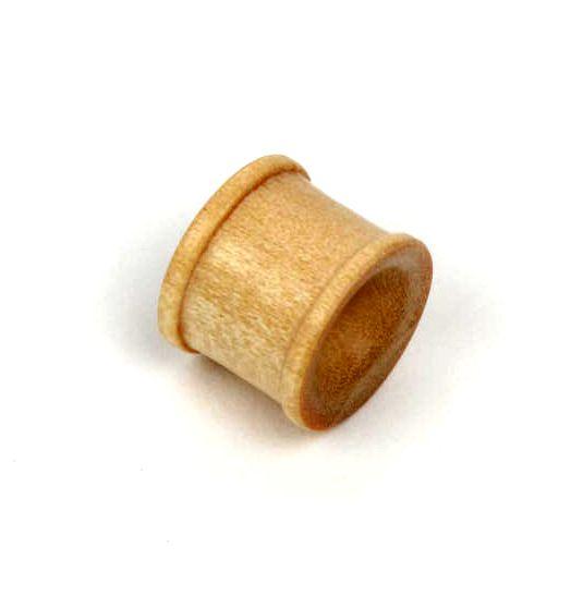 Plugs Madera Cuerno Hueso - Plug dilatador combinacion 2 maderas tallas grandes precio unidad [PIPUM13B] para comprar al por mayor o detalle  en la categoría de Piercing Dilatadores Cuerno y Hueso.